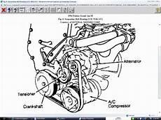 1994 Pontiac Grand Am Belt Routing Diagram I Got The