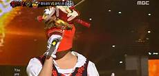Une Idol F 233 Minine D 233 Masqu 233 E Dans King Of Masked Singer K