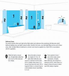 Bathroom Lighting Ip Zones by Choice Lighting