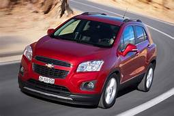 Chevrolet Trax Hatchback From 2013 Used Prices  Parkers