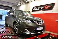 Nissan X Trail T32 Tuning - chip tuning nissan x trail t32 1 6 dci 130 km kreator mocy