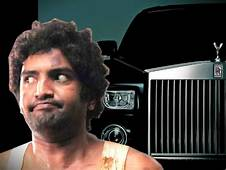 Tamil Actor Santhanam Is Trying To Get A Rolls Royce