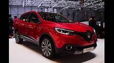 New Renault Kadjar Au Salon De 232 Ve 2015 Voiture