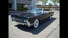 1967 Lincoln Continental Conv
