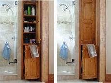 Bathroom Scale Storage Ideas by Cool Small Shower Room Design Ideas