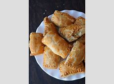 puff pastry chicken pies image