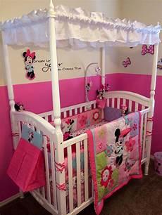 minnie maus kinderzimmer disney baby s minnie mouse nursery princess baby