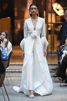 Bridal Gown Trends Veer Toward Modesty But Don T Lack