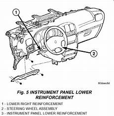 airbag deployment 2002 dodge ram 1500 seat position control i removed my 2002 caravan blend door actuator motor for temp control and when i rotate the end