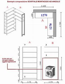 dimensioni scaffali metallici scaffale per ripostiglio ad angolo