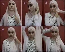 Tutorial Cara Memakai Jilbab Fatin Shidqia Lubis X Factor