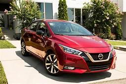2020 Nissan Versa Review  Autotrader