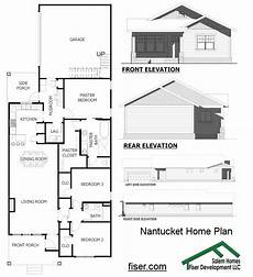 nantucket house plans nantucket plan salem homes by fiser development llc