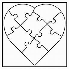 Vorlagen Herzen Malvorlagen Selber Machen Puzzle Selber Machen Vorlage Einzigartig Freundebuch