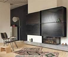 cheminée gaz design foyer ferm 233 au gaz la flamb 233 e facile