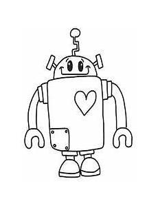 Ausmalbilder Coole Roboter Malvorlagen Druckbare Roboter In 2020 Mit Bildern