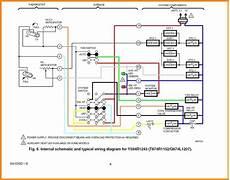 goodman furnace thermostat wiring diagram free wiring diagram