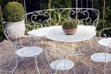 Gartenstuhl Metall Weiß - 21 wrought iron garden furniture highlights the graceful