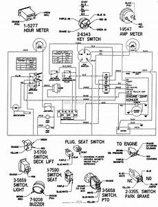 snapper zf2500k 82517 25 hp out front z rider series 0 parts diagram for wiring schematic