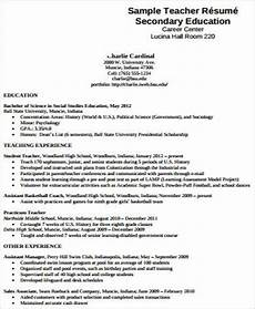 free 8 teacher resume templates in ms word pdf