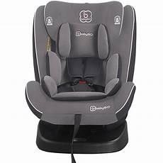 Babygo Grau Kindersitz Mit Isofix Gruppe 0 I