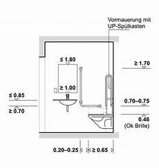 ausstattung rollstuhlgerechter toiletten hindernisfreie