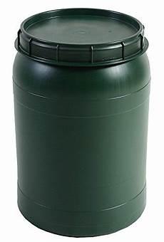 fass 60 liter mit deckel und gummidichtung
