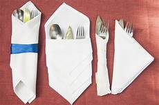 servietten falten besteck how to fold cutlery into a napkin synonym