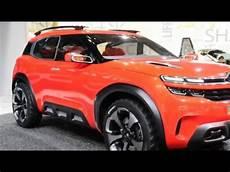 2017 citroen aircross concept car