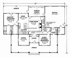country house plan 4 bedrm 1980 sq ft country house plan 178 1080