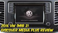 volkswagen discover media plus mib2 system review