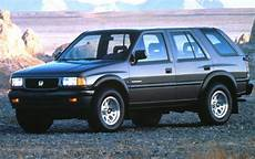 car owners manuals for sale 1995 honda passport interior lighting used 1995 honda passport pricing for sale edmunds