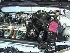 2003 Nissan Almera K N Airfilter