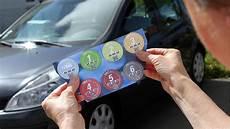 pollution automobile des pastilles de couleur 224 d 232 s le 1er juillet