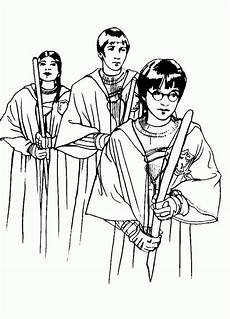 free printable harry potter coloring pages for