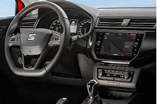 Seat Ibiza 2017 Interior - seat ibiza 2017 review pictures auto express