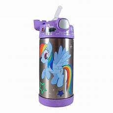 funtainer bottle my little pony 12 oz thermos