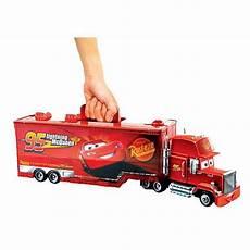 exclusive disney pixar cars 2 mack carry mattel
