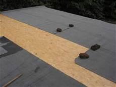 Dachpappe Auf Osb Platten Kleben Abfluss Reinigen Mit