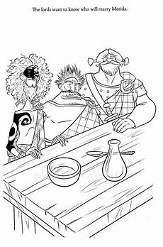 printable colors coloring pictures 12733 brave coloring pages