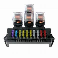 Bat Tech Fuse Box Relays Fuses Electrical 12 Volt 100