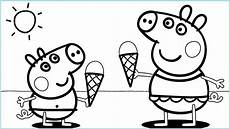 peppa pig coloring pages for peppa