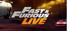 Vin Diesel Announces Quot Fast And Furious Live Quot Show