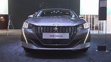 Peugeot 208 Bluehdi 100 S S Bvm6 2019 Exterior