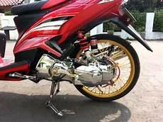 Modifikasi Motor Xeon by Motor Yamaha Xeon Modifikasi Airbrush