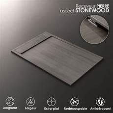 Receveur De Stonewood Gris 120x80 Cm Apolo