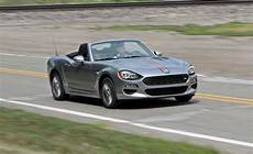 2018 Fiat 124 Spider In Depth Model Review Car And Driver
