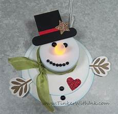 Stin Up Tea Light Snowman We Could Do One Of These