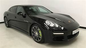 For Sale  Porsche Panamera S E Hybrid 2015 Black