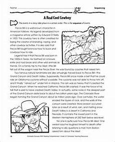 5th grade sequencing events in a story worksheets thekidsworksheet